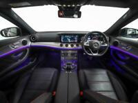 2018 Mercedes-Benz E Class E43 4Matic Premium 4dr 9G-Tronic Auto Saloon Petrol A