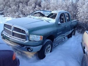 Parting out 03 cummins 6 spd 4x4 not selling whole