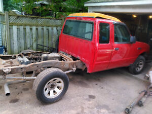 2006 Ford Ranger Ext Cab 3.0L Auto Remaining PARTS!