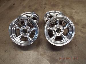 A-R Torque Thrust Wheels, Spinners & Tires.