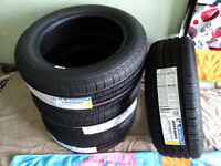 Deal 205/55R16 brand new Michelin Defender all season tires
