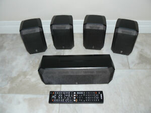 Yamaha Home Theater Surround Sound System - EXC COND.