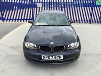 BMW 1 SERIES 2,0 5DR FULL BMW SERVICE HISTORY NEW MOT