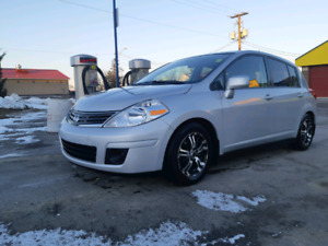 2012 NISSAN VERSA VERY GOOD CONDITION
