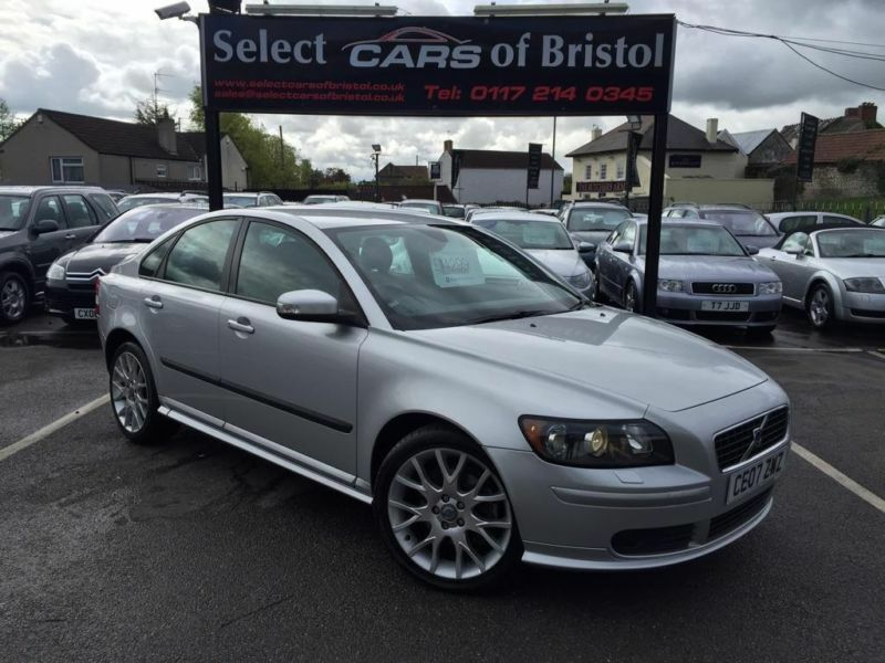 2007 volvo s40 2 0 d sport 4dr in longwell green. Black Bedroom Furniture Sets. Home Design Ideas