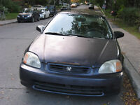 1998 Honda Civic Hatchback DX-129.000 Km-1000$
