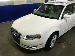 2006 Audi A4 Wagon or trade for side by side