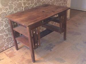 Solid Wood Table Peterborough Peterborough Area image 1