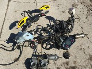 Used 2006 to 2013 ski-doo parts and accessories London Ontario image 2