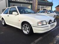 1989 F Ford Escort 1.6 Turbo RS SUPER RARE COLLECTABLE, STUNNING EXAMPLE!!