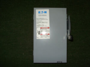 Cutler Hammer 30 Amp Safety Switch