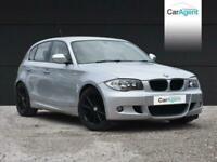2010 BMW 1 Series 2.0 120D M SPORT 5d 175 BHP Hatchback Diesel Automatic
