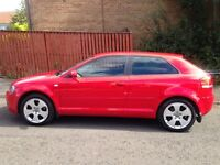 Audi A3 TDI Sport £3250 immaculate condition