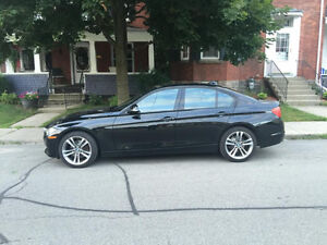 2013 BMW Fully Loaded.Only 6 month Lease with 18 000km Remaining
