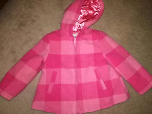 TODDLER COAT SZ 18-24 MTH!!