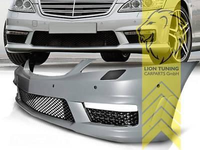 Frontstoßstange Frontschürze für Mercedes Benz W221 S-Klasse für PDC