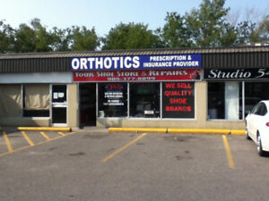 Shoe Repair & Orthotic Business For Sale Cobourg