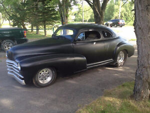 1948 Chev Coupe pro street