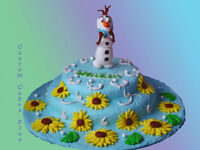 Custom Wedding, Smash Cakes, Character Cakes, Cake Pops, Cupcake