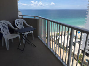 Hollywood /Hallandale   beachfront ocean View