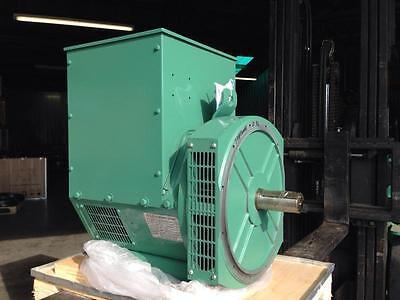 Generator Alternator Head Cgg224g 83kw 3phase 2 Bearing 277480 Volts Indust