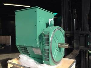 3 phase generator generator alternator head cgg224g 83kw 3phase 2 bearing 277 480 volts industrial
