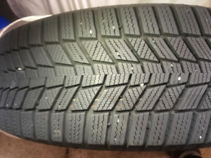 4 Snow Tires Continental 235/65R18