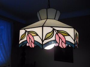 STAINED GLASS LAMP SHADES