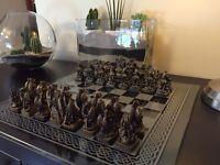 Dragon chess set... Bargain!!!