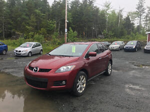 2007 Mazda CX-7 SUV      PLEASE READ ALL THE INFO FIRST
