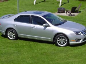 FORD FUSION 2011 SEL, 27000 KM