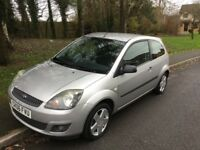 2006 Ford Fiesta 1.4 Zetec Climate-12 months mot-1 previous owner-fantastic price