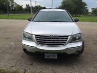 2004 Chrysler Pacifica AWD, safety, E-tested