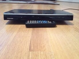 Toshiba DVD player £15 plus dvds