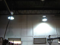 "Holophane Indoor High Bay Light's by ""Enduratron"""