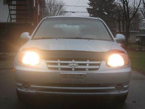 2005 Hyundai GS Coupé (2 portes)  170,000 KILOMETRES