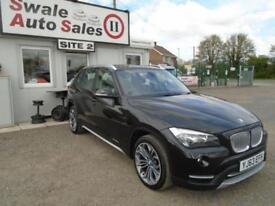 2013 BMW X1 2.0 XDRIVE20D XLINE - 36,909 MILES - SERVICE HISTORY-4X4-LOW MILEAGE