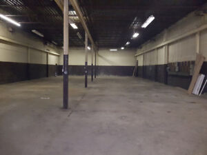 Indoor  storage  / shop  / warehouse   3000 sq ft