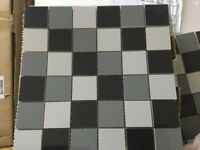 Homebase Mosaic Wall Tiles