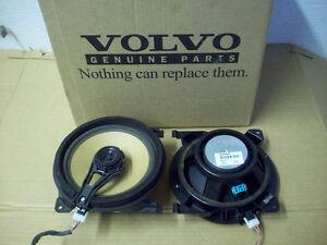 Ensemble de hauts-parleurs arrière Volvo S70 1998-2000