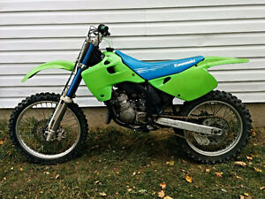 DIRTBIKE FOR SALE - KX 125 cc