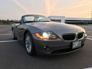 BMW Z4 Just in time for Summer PRICE REDUCED! to 14,499.00