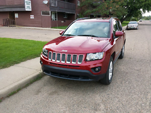 2014 Jeep Compass 4x4 North Edition Finance takeover