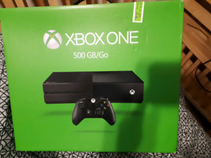 Xbox One Bundle for sale