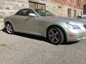 2002 Lexus SC430 Hardtop Convertible very Clean for this Summer