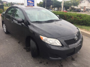 2009 Toyota Corolla CE Automatic Certified:No Accident Clean CAR