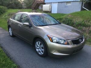 Honda Accord 2008 - LOW KM's - Excellent Condition