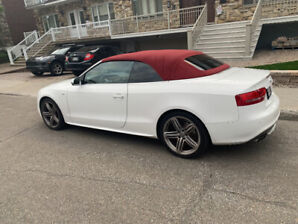 Audi S5 2010 Technik package fully loaded with navi/sound system