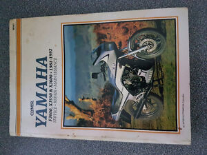 Owner's manual and service book
