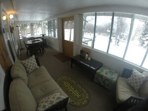 GORGEOUS PIGEON LAKE CABIN.  2 BED, 2 BATH.  STEPS TO THE LAKE! Strathcona County Edmonton Area image 11